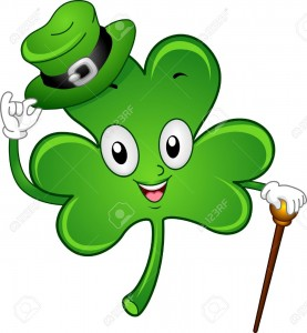 12325648-Illustration-of-a-Gentlemanly-Shamrock-Mascot-Stock-Illustration-shamrock-lucky-charm